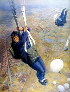 Парашютисты - Виктор Прошкин (1937 год)