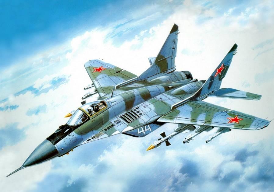 Валерий Руденко. Российский истребитель МиГ-29