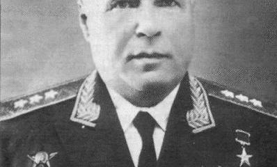 Герой социалистического труда А.И. Шахурин