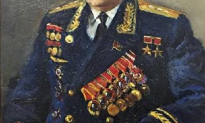 Дмитрий Аркадьевич Налбандян. Портрет Артема Ивановича Микояна