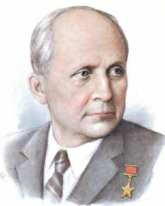 Павел Осипович Сухой