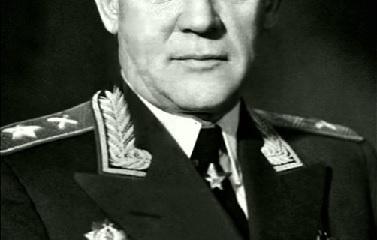 Николай Дмитриевич Яковлев. Фото на сайте: Главные маршалы родов войск СССР до 1974 года