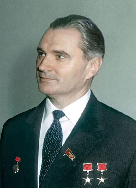 Глушко, Валентин Петрович