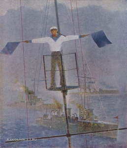 Вялов Константин Александрович (1900-1976) «Кронштадтский рейд» 1933