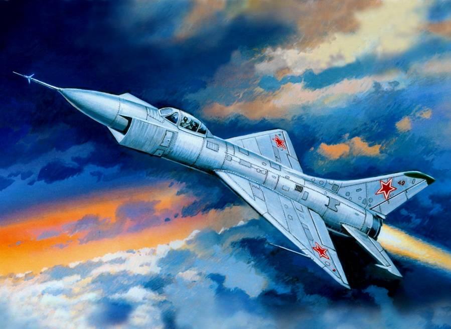 Валерий Руденко. Советский экспериментальный самолёт Т-49