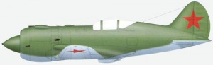 И-185 Истребитель ОКБ Поликарпова