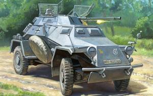 Жирнов Андрей. Бронеавтомобиль Sd.Kfz. 222.