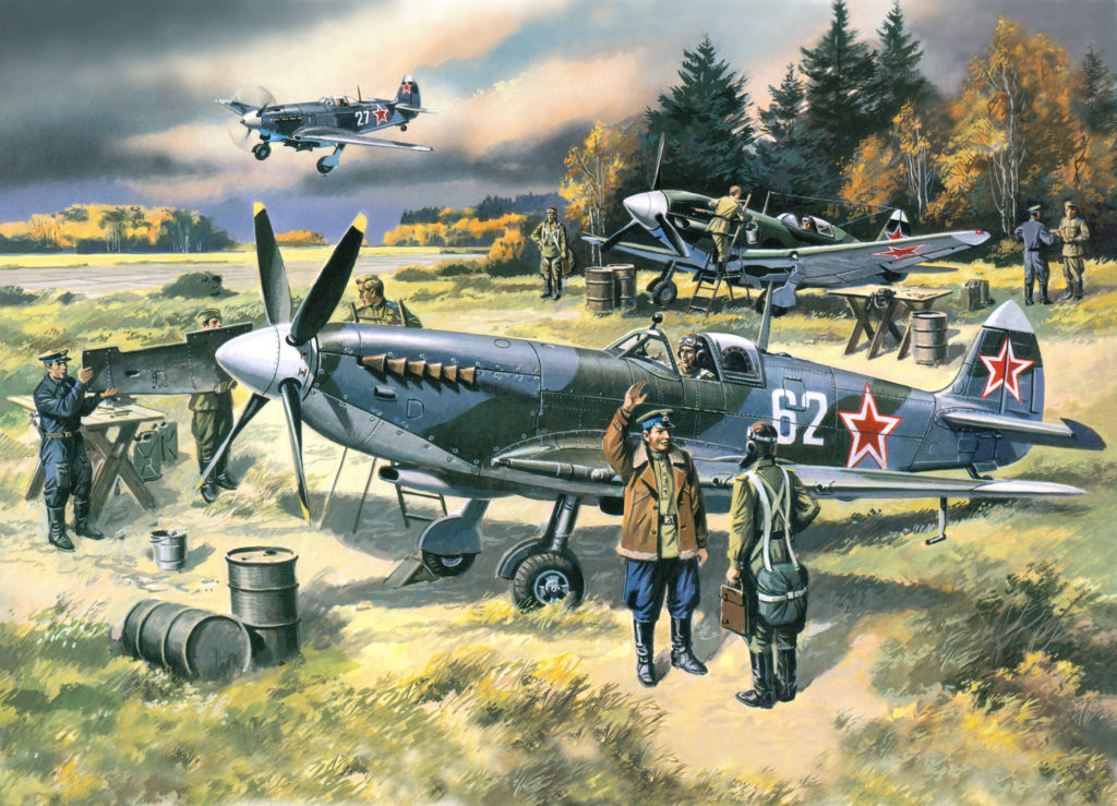 Руденко Валерий. ПВО Москвы.