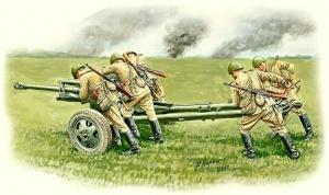 Каращук Андрей. Советская дивизионная артиллерия.