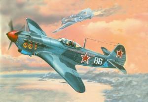 Руденко Валерий. Истребитель Як-9ДД.