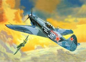 Руденко Валерий. Истребитель Як-9Т.