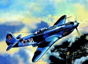 Руденко Валерий. Истребитель Як-9У.