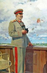 Китайка Константин. Сталин.