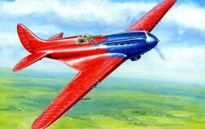 Жирнов Андрей. Истребитель И-17.