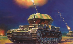Жирнов Андрей. ЗСУ Flakpanzer IV.