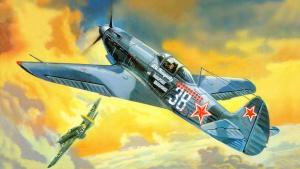 Як-9Т, рисунок