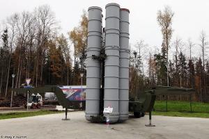 Пусковая установка 5П85-1 ЗРК С-300ПТ —в Парке Патриот