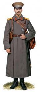 Капитан Лейб-гвардии Московского полка. 1916... Норт Дж. Солдаты Первой Мировой войны 1914-1918