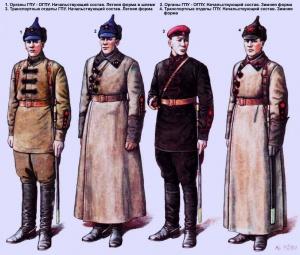 Органы ГПУ — ОГПУ (1923 год) — Худ. Валерий Куликов