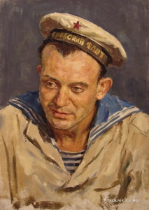 Бантиков Андрей Сергеевич (1914-2002) «Матрос»