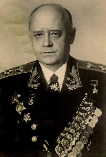 Адмирал И.С. Исаков