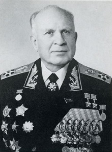 Адмирал Флота Советского Союза С.Г. Горшков