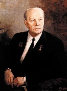 Александр Андреевич Расплетин (Художник Н. Куликов?)