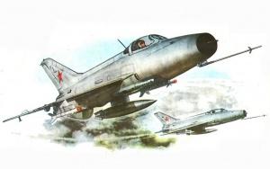 МиГ-21. НХ