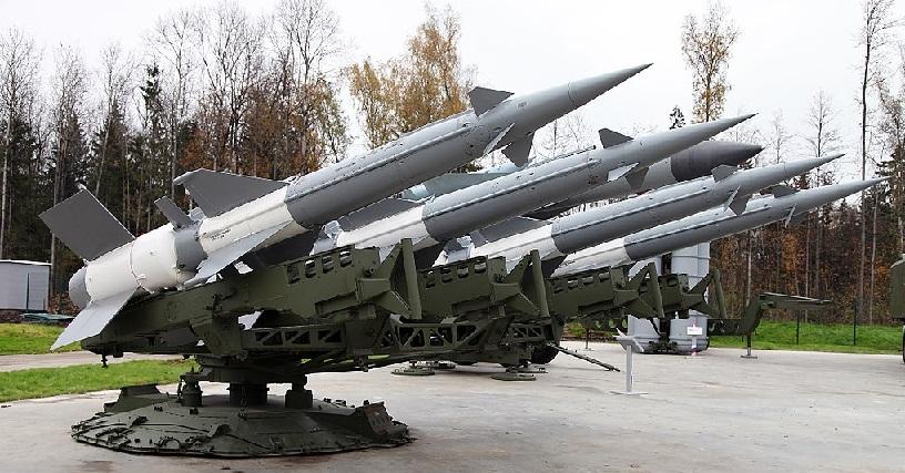 ЗРК С-125М с ЗУР 5В27Д в Парке Патриот
