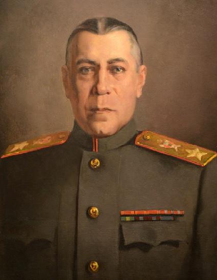 Шухмин Петр. Маршал Б.М.Шапошников.
