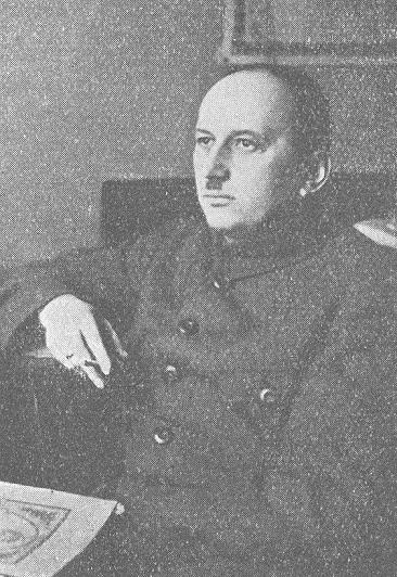Александр Андреевич Свечин