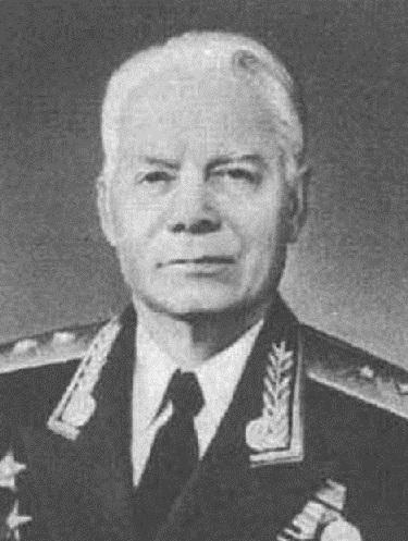 Лев Михайлович Гайдуков, генерал-лейтенант
