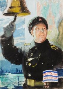 Гринштейн Иосиф (1901-1975) «Моряк»