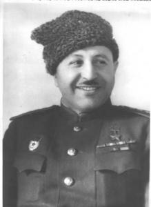 И. Баграмян в 1944 г.