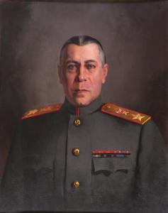Борис Михайлович Шапошников