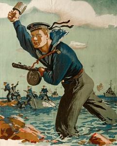 Боим Соломон. Очистим советские воды Балтики от вражеской нечестии.