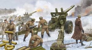 Советские тяжелые гаубицы М-1937 (Vincent Wai)., (152-мм гаубица-пушка МЛ-20 образца 1937 года )