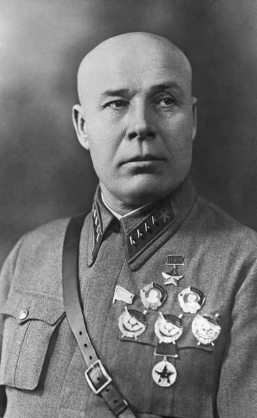 Семён Константинович Тимошенко