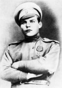 Р.Я. Малиновский. Первая мировая война.