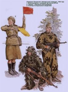 """Операция """"Багратион"""". (Белорусская операция -1944 г.)"""