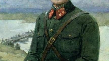 Генерал Дмитрий Карбышев. НХ