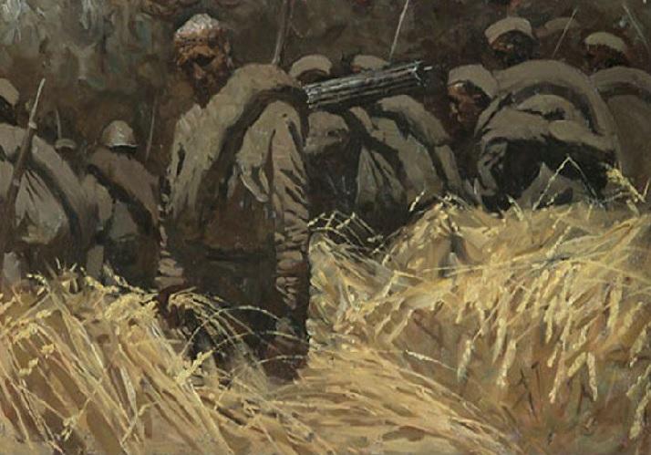 """Лето 1941-го"" Д. ШМАРИН"