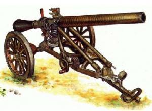 76-мм динамореактивная пушка Курчевского