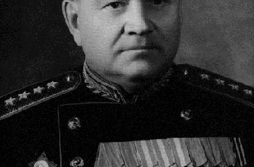 Генерал армии А.В. Хрулев. 1948