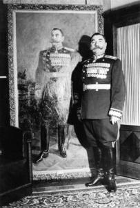 Маршал Советского Союза С.М. Буденный