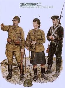 Оборона Ленинграда (1941-1942)