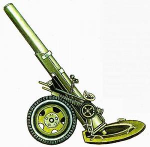 160-мм миномет обр. 1943 г. (МТ-13)