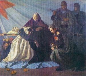 Богородский Федор. Слава павшим героям.