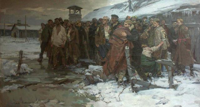 Антонян Мушет. Мужество (Посвящается подвигу генерала Д. Карбышева).