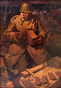 Литвинов Виктор. Старшина.